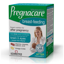 VITABIOTICS PREGNACARE BREAST-FEEDING 56TABS/28CAPS