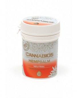 Cannabios Hemp balm+neutral 50ml
