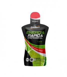 Ethicsport Energia Rapida Proffesional Lime Ενεργειακό Τζελ με γεύση lime 50ml