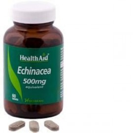 HEALTH AID BALANCED ECHINACEA PURPUREA ANGUSTIFOLIA 500MG TABLETS 60S