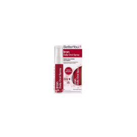 BetterYou Iron Daily Oral Spray 5mg 25ml