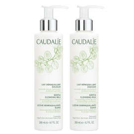 Caudalie Gentle Cleansing Milk 2 x 200ml