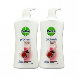 Dettol Profresh Sensitive Touch 950ml 1+1 ΔΩΡΟ