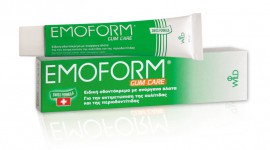 EMOFORM Emoform Gum Care Swiss 70gr