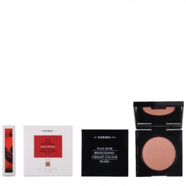Korres Άγριο Τριαντάφυλλο Ρουζ Brightening Vibrant Colour Blush 31 Light Bronze 5.5g