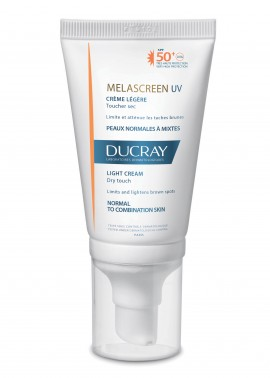 DUCRAY MELASCREEN UV CREME LEGERE SPF50+ 40ML