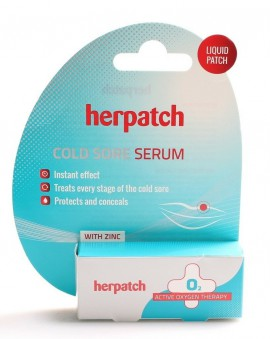 Herpatch Herpes Cold Sore Serum 5ml