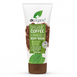 Dr.Organic Organic Coffee Espresso Mint Body Wash 200ml