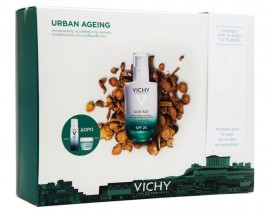 Vichy Set Slow Age fluide Spf 25 50ml + Δώρο Vichy Eau Thermale Spray 50ml + Vichy Masque Mineral Desalterant 15ml