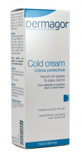 Inpa, Dermagor Cold Creme, 40 ml