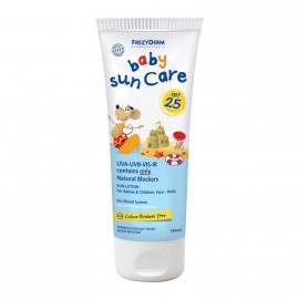 FREZYDERM BABY SUN CARE SPF 25 100ML
