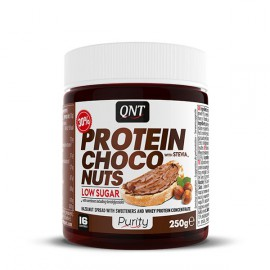 QNT Protein Choco Nuts Low Sugar 250gr