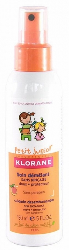 KLORANE PETIT JUNIOR SPRAY DEMELANT 150ML