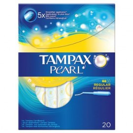 TAMPAX Pearl Regular 20τμχ