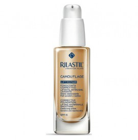 Rilastil Maquillage Liftrepair Foundation Lifting Antiwrinkle Smoothing SPF15 30 Honey 30ml