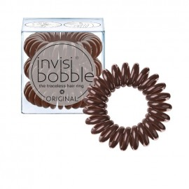 Invisibobble Original Pretzel Brown 3τμχ