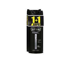 STR8 Deo Spray Rise 150ml 1+1 Δώρο