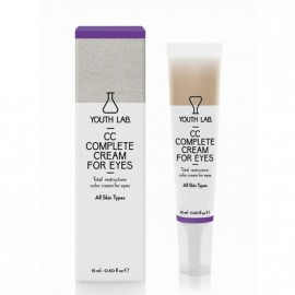Youth Lab CC Complete Cream for Eyes All Skin Types 15ml