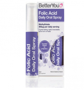 BetterYou Folic Acid Daily Oral Spray 25ml