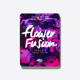Origins FLOWER FUSION SHEET MASK VIOLET 1 sheet