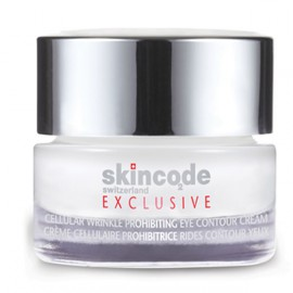 SKINCODE EXCLUSIVE CELLULAR EYE CONTOUR CREAM 15ML