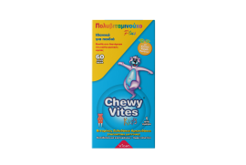 Chewy Vites Kids Multivitamin Plus 60τμχ