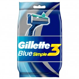 Gillette Blue3 Simple 4τμχ