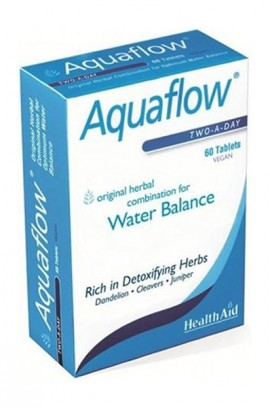 HEALTH AID AQUAFLOW™ VEGETARIAN TABLETS 60S -BLISTER