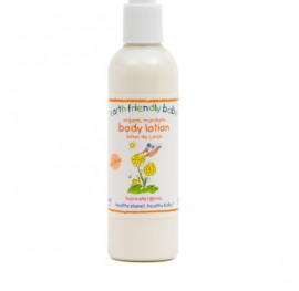 Earth Friendly Baby Funtime Organic Mandarin Body Lotion 250ml