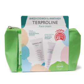 Synchroline Terproline Set Face Cream 50ml + Eyes and Lips Contour Cream 15ml