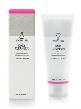 Youth Lab Daily Cleanser for Oily Skin 200ml