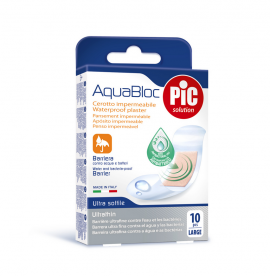 Pic Solution AquaBloc Strips Large 10τμχ