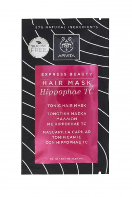 Apivita Express Beauty Hair Mask με Hippophae TC 20ml