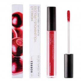 Korres Morello Voluminous LipGloss 19 Water Melon 4ml