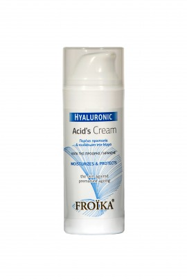 FROIKA HYALURONIC ACID CREAM 50ML