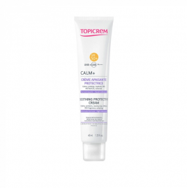 Topicrem Calm+ Soothing Protective Cream SPF50+ 40ml