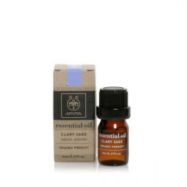 APIVITA ESSENTIAL OIL CLARY SAGE 5ML