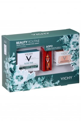 Vichy Set Slow Age 50ml + Δώρο Vichy Double Glow Peel Mask 15ml + Δώρο Liftactiv Glyco-c 2ml