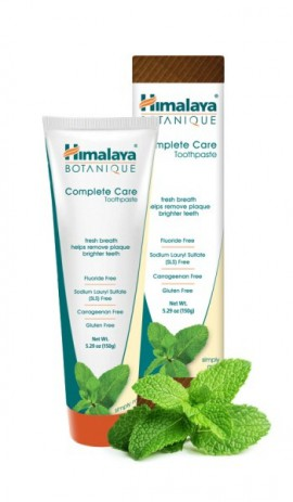 Himalaya Complete Care Toothpaste  Simply Mint 5.29oz 150gr