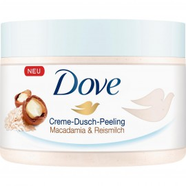 Dove Scrub Macadamia 225ml