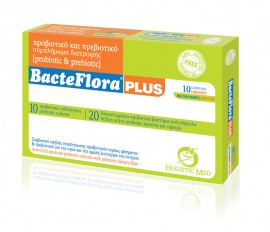 Holistic Med Bacteflora Plus 10Caps
