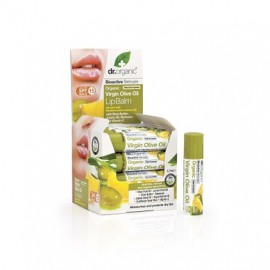 DR.ORGANIC OLIVE OIL LIP BALM 5,7ML