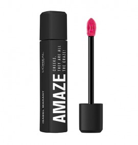 L'Oreal Paris Isabel Marant Amaze Gloss Fashion Collab Nu 01 Lips & Cheks Canyon Avenue 7.8ml