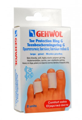 GEHWOL TOE PROTECTION RING G LARGE  2ΤΕΜ (36MM)