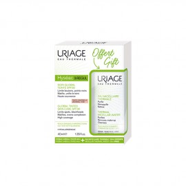 Uriage Hyseac 3-Regul Global Tinted SPF30 40ml & Thermal Micellar Water oily skin 100ml
