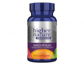 Higher Nature True Food Magnesium 30Tabs