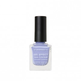 Korres Gel Effect Nail Colour 73 Lavender Purple 11ml