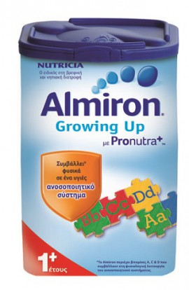 ALMIRON Growing Up 1+ NUTRICIA 800gr