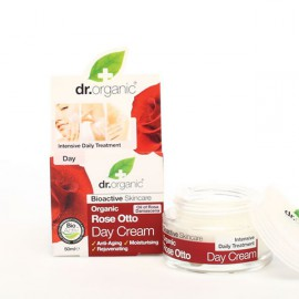 DR.ORGANIC ROSE OTTO DAY CREAM 50ML