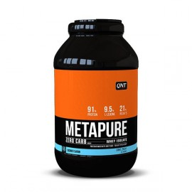 QNT Metapure Zero Carb Whey Isolate Protein Powder Coconut 2kg